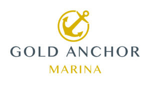 Gold Anchor marina accreditation logo